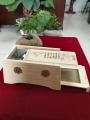 郑州隔姜灸盒 腰部灸全身可用 松木 实木灸具 三伏天必备 端定制登录生产